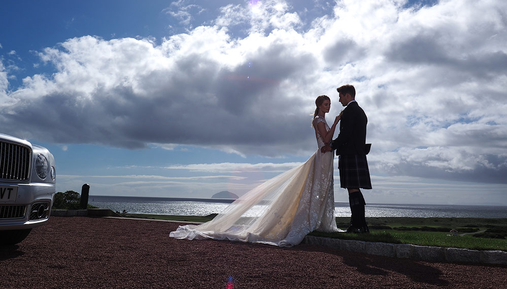 Turnberry Luxury Wedding Shoot