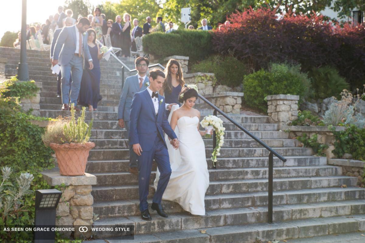 Luxury Barcelona Wedding